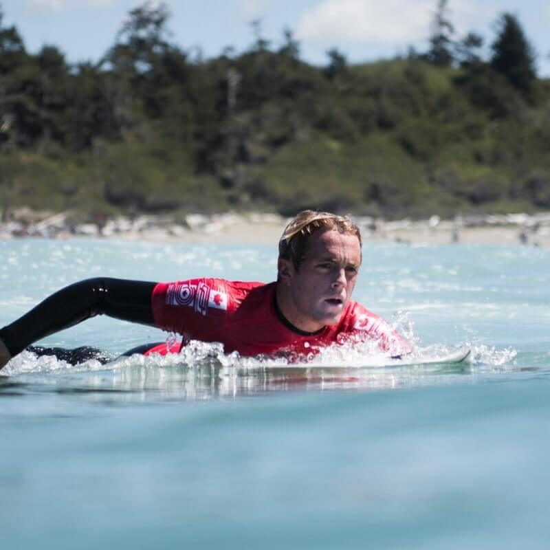 National Team World Cody Young Surf Canada
