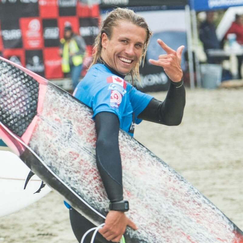 National Team World Sean Foerster Surf Canada