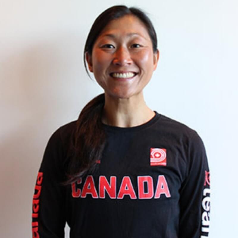Ling Pai Adaptive Team Surf Canada