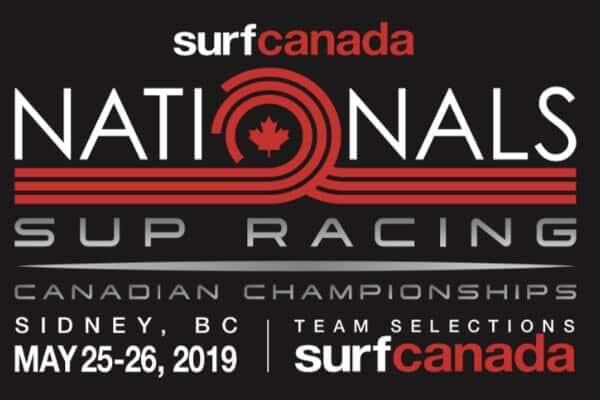 Surf Canada Nationals SUP Racing May