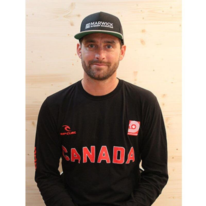 Christian thomson Canada National Team Longboard 2019