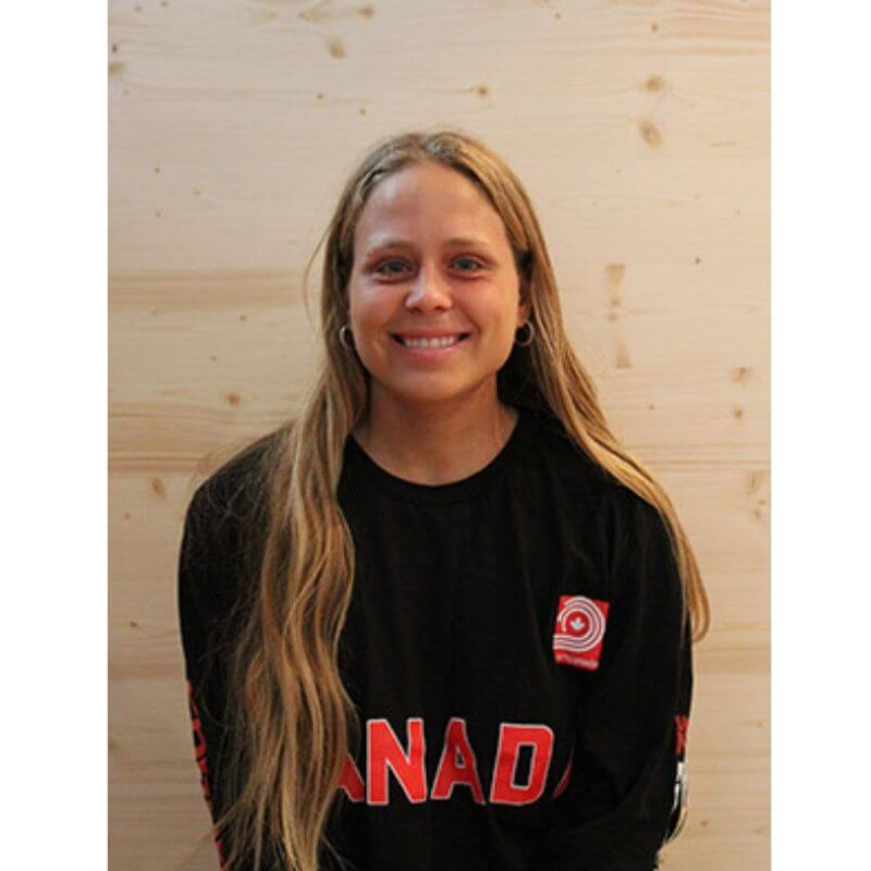 Lydia Ricard Canada National Team Longboard