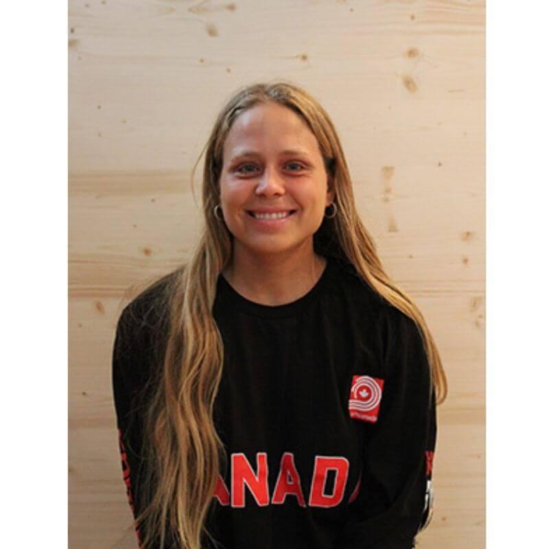 Lydia Ricard Canada National Team Longboard