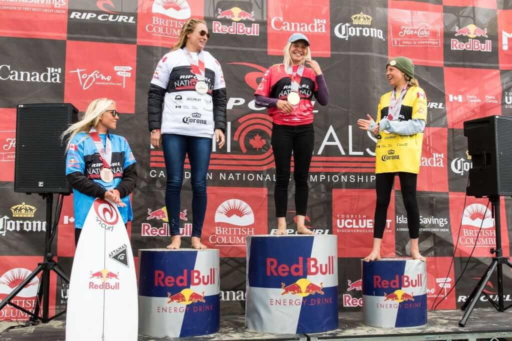 Rip Curl Nationals presented by Red Bull - Surf Canada