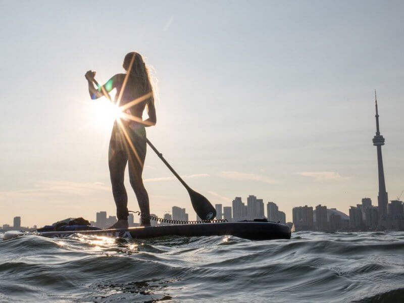 SUP Level 1 Flatwater toronto