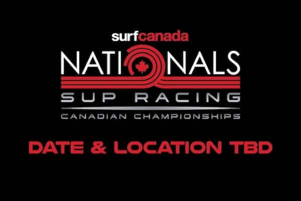 SUP Nationals Surf Canada
