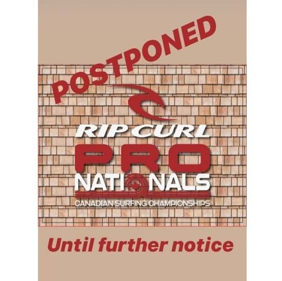 Rip Curl Pro Nationals banner