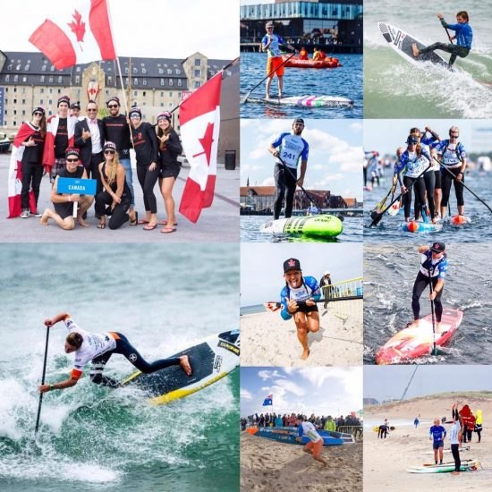 ISA at Olympic level surf canada
