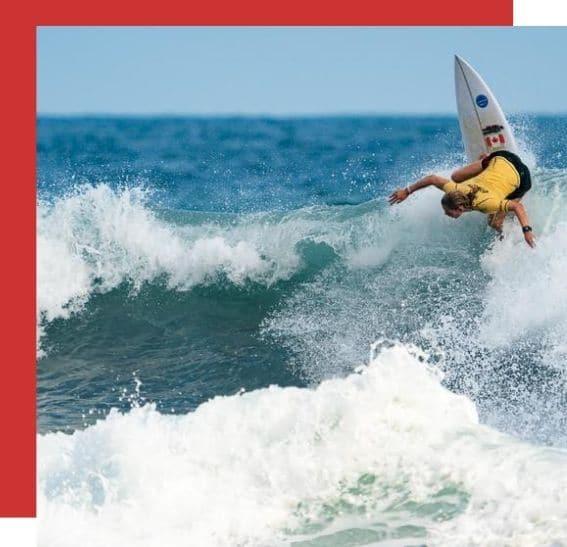 surf canada tokyo Olympics