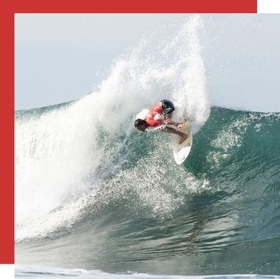 About Surfing Tokyo 2020